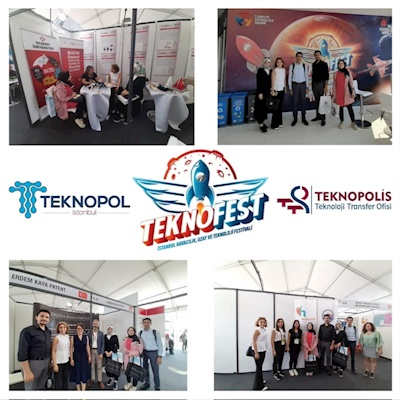 Istanbul Aerospace and Technology Festival TEKNOFEST 2019